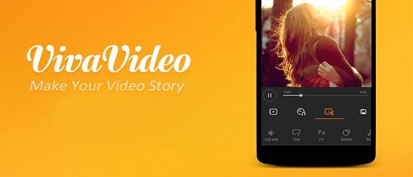 5 27 دانلود VivaVideo Pro:Video Editor App v4.6.0 برنامه ویرایش ویدیو اندروید