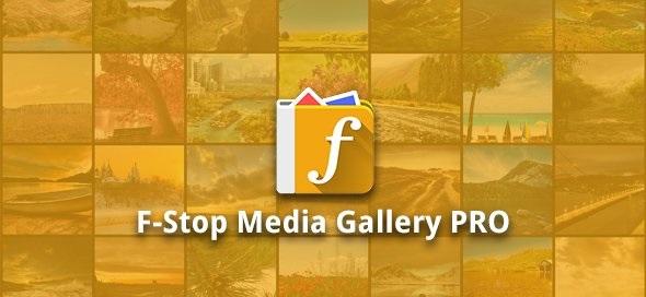 5 3 دانلود F Stop Media Gallery v4.8.4b1 نرم افزار گالری اندروید