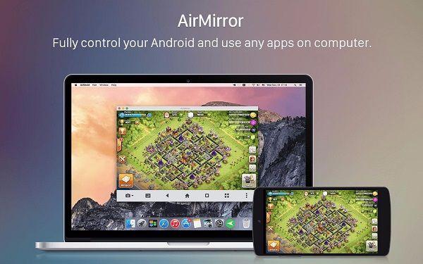 5 43 دانلود AirDroid: Remote access & File v4.1.7 برنامه مدیریت گوشی اندروید