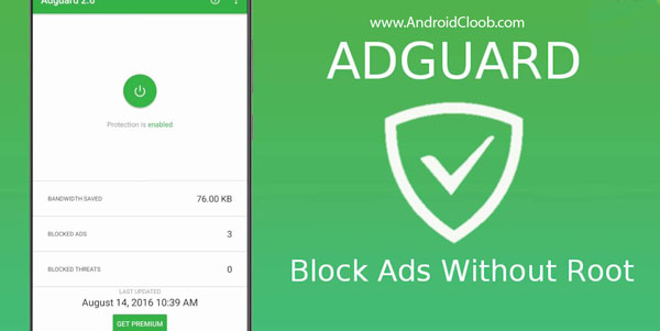 Adguard Content Blocker دانلود Adguard Content Blocker v1.6.5 برنامه حذف تبلیغات اندروید
