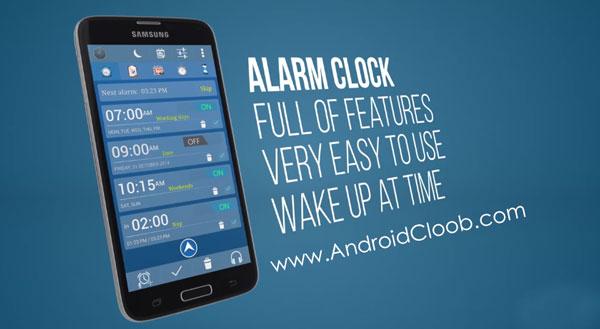Alarm Plus Millenium دانلود Alarm Plus Millenium v5.0 برنامه بهترین آلارم هوشمند اندروید