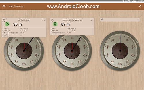 Altimetro altimeter pro 1 دانلود altimeter pro v3.3 برنامه سنجش ارتفاع اندروید