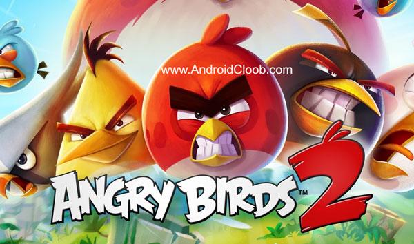Angry Birds 2 دانلود Angry Birds 2 v2.17.1 بازی انگری بردز 2 اندروید