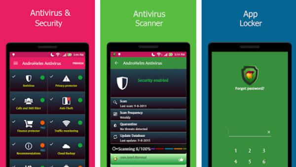 AntiVirus Android Pro دانلود AntiVirus Android Pro v2.5.5 برنامه ویروس کش قوی اندروید