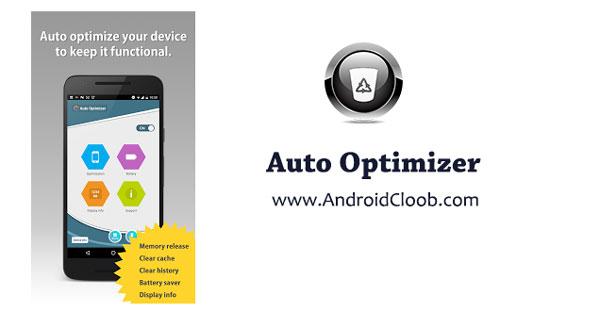 Auto Optimizer دانلود Auto Optimizer v5.4.4 برنامه بهینه ساز خودکار اندروید