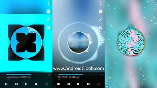 Avee Music Player Pro دانلود Avee Music Player (Pro) v1.2.73 بهترین موزیک پلیر اندروید