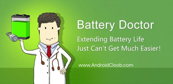 Battery Doctor دانلود Battery Doctor  Power Saver v6.11 برنامه باتری دکتر اندروید