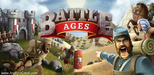 Battle Ages دانلود Battle Ages v1.8 بازی جنگی عصر نبرد اندروید + مود