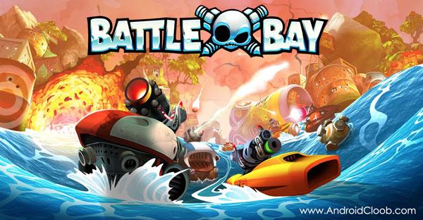 Battle Bay دانلود Battle Bay v2.4.15107 بازی نبرد خلیج اندروید + مود