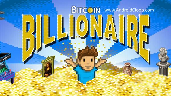 Bitcoin Billionaire دانلود Bitcoin Billionaire v4.3 بازی جمع آوری بیت کوین اندروید + مود