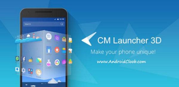 CM Launcher 3D Boost Theme 1 دانلود CM Launcher 3D Theme,Wallpaper v3.47.2 لانچر حرفه ای اندروید + آنلاک