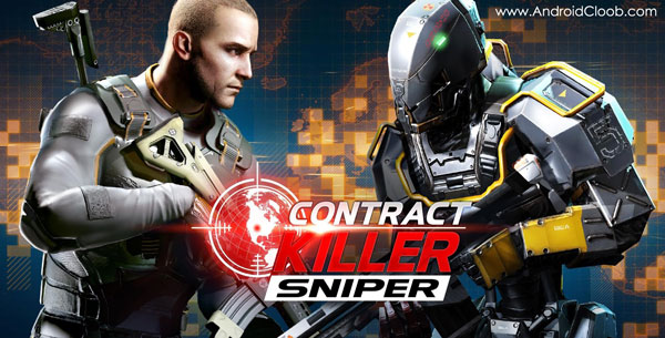 CONTRACT KILLER SNIPER دانلود Contract Killer: Sniper v6.2.1 بازی اسنایپر اندروید + مود