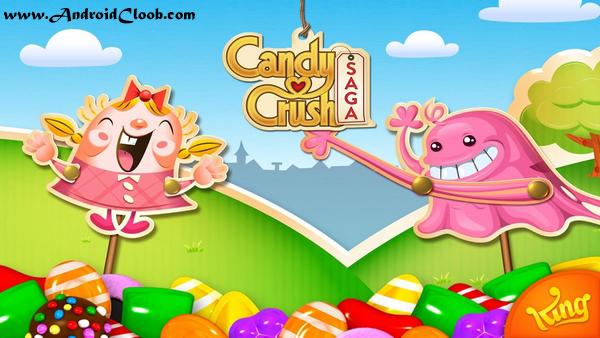 Candy Crush Saga Banner 1 دانلود Candy Crush Saga v1.121 بازی آبنبات خور اندروید + مود