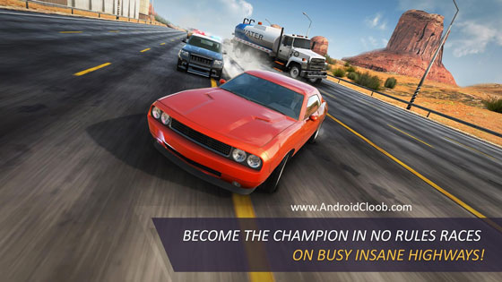 CarX Highway Racing دانلود CarX Highway Racing v1.50.3 بازی بزرگراه ماشین ها اندروید + مود