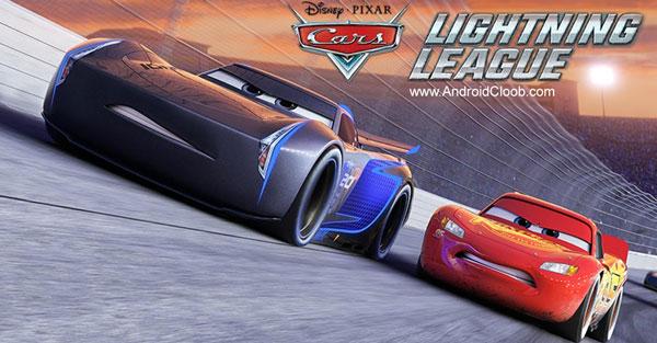 Cars Lightning League دانلود Cars: Lightning League v1.04 بازی ماشین ها 3 اندروید + مود
