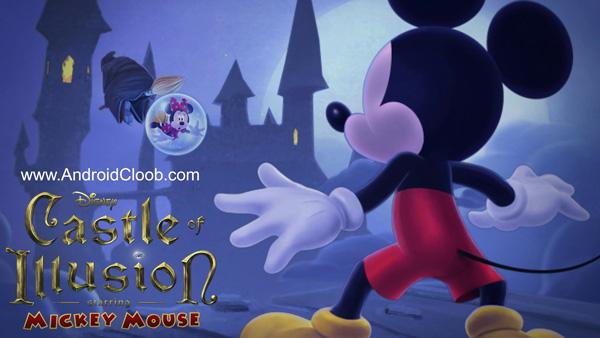 Castle of Illusion دانلود Castle of Illusion v1.2.0 بازی میکی موس جدید اندروید