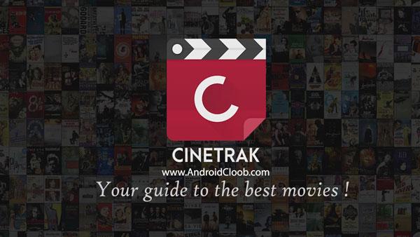 CineTrak Your Movie Diary دانلود فیلم و سریال CineTrak Your Movie Diary v0.3.12 اندروید + پرمیوم