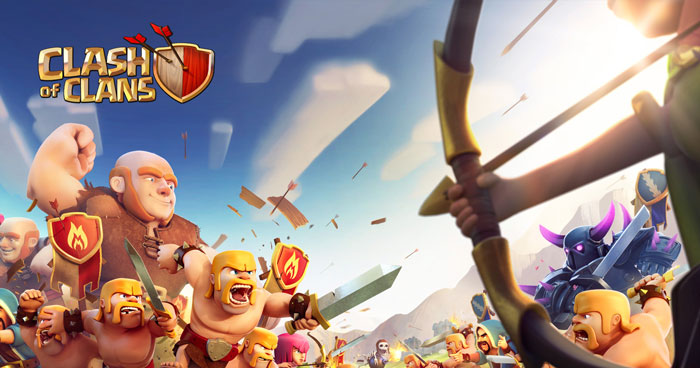 Clash of Clans 1 دانلود Clash of Clans v13.03 Unlimited بازی کلش آف کلنز اندروید + مود