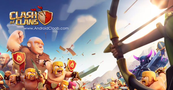 Clash of Clans دانلود Clash of Clans v9.105.9 بازی کلش آو کلنز ورژن جدید اندروید + مود