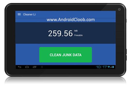 Cleaner Lite No Ads دانلود Cleaner Lite No Ads v1.0.5 برنامه بهترین پاک کننده اندروید