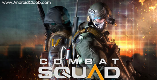 Combat Squad دانلود Combat Squad v0.6.12 بازی گروه جوخه انتحاری اندروید