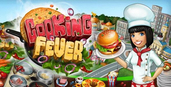 Cooking Fever دانلود Cooking Fever v2.4 بازی تب آشپزی اندروید + مود