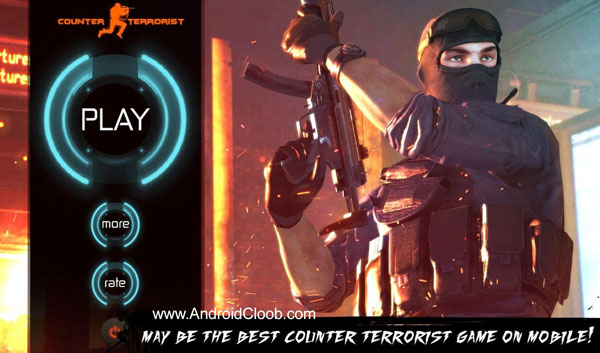Counter Terrorist SWAT Strike دانلود Counter Terrorist SWAT Strike v1.1 بازی کانتر استریک اندروید