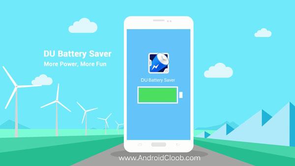 DU Battery Saver دانلود DU Battery Saver v4.8.2 برنامه کاهش مصرف باتری اندروید + آنلاک