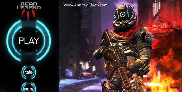 Dead Legend دانلود Dead Legend   Coldest Winter v1.2 بازی افسانه مردگان اندروید