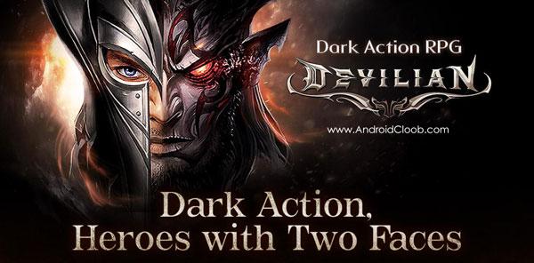 Devilian دانلود Devilian v1.1.4.47311 بازی شیطان ها اندروید