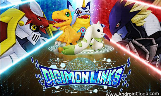 DigimonLinks دانلود DigimonLinks v2.2.9 بازی دیجیمون اندروید + مود
