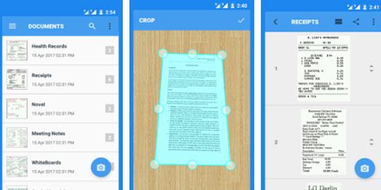 Doc Scanner دانلود Doc Scanner :PDF Creator + OCR v2.4.1 اسکنر قدرتمند اندروید