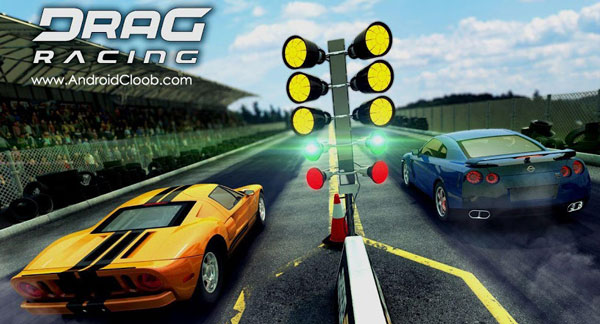 Drag Racing دانلود Drag Racing v1.7.22 بازی درگ ماشین های خارجی اندروید + مود