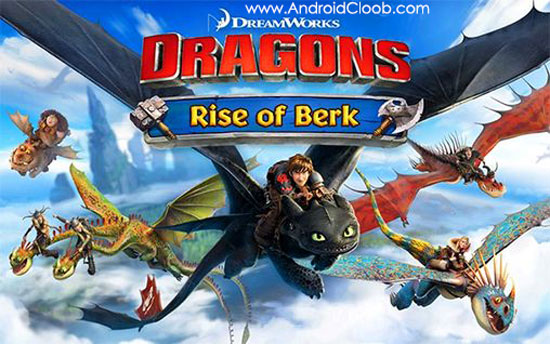 Dragons Rise of Berk دانلود Dragons: Rise of Berk v1.47.3 بازی مربی اژدها اندروید + مود