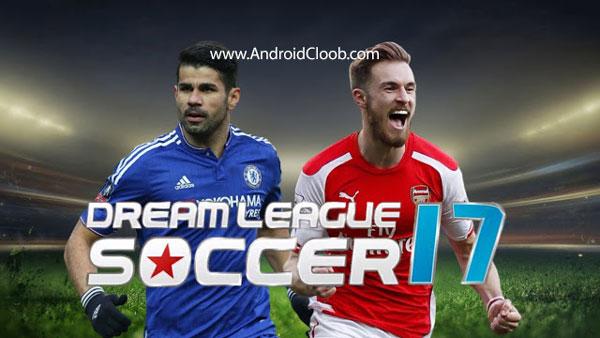 Dream League Soccer 2017 دانلود Dream League Soccer 2017 v4.16 بازی لیگ فوتبال 2017 اندروید + مود