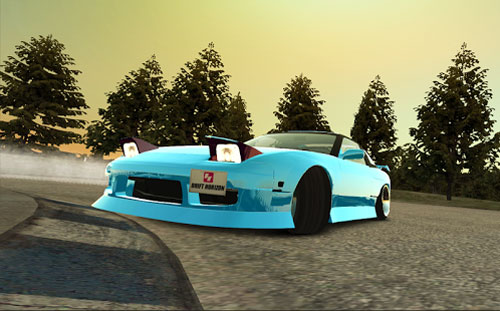 Drift Horizon Online دانلود Drift Horizon Online v5.8.0 بازی دریفت آنلاین اندروید + مود