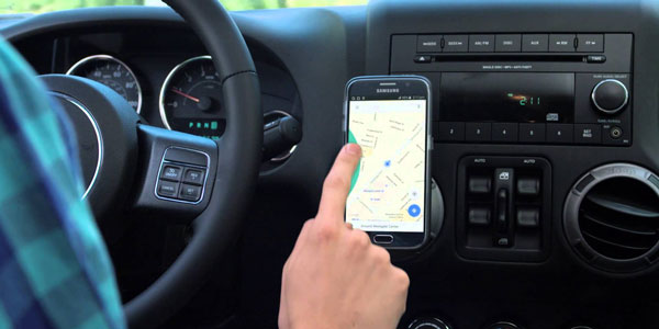 Drivemode Driving interface دانلود Drivemode: Driving interface v5.2.2 برنامه راهنمای رانندگی اندروید