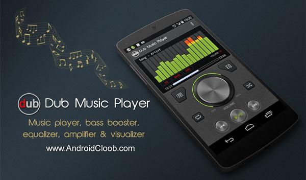 Dub Music Player دانلود Dub Music Player Full v3.0.2 پخش کننده داب موزیک اندروید