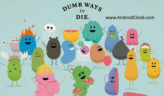 Dumb Ways to Die Original دانلود Dumb Ways to Die Original v2.5.1 بازی مرگ های احمقانه اندروید + مود