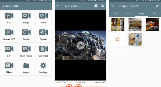Easy Video Cutter دانلود Easy Video Cutter (PRO) v1.3.2 ویرایش آسان ویدیو اندروید