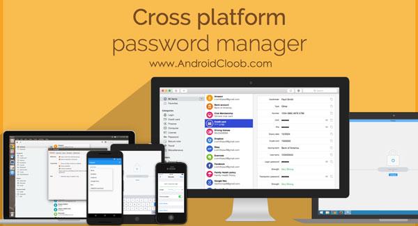 Enpass Password Manager دانلود Enpass Password Manager v5.5.5 مدیریت حرفه ای پسورد اندروید