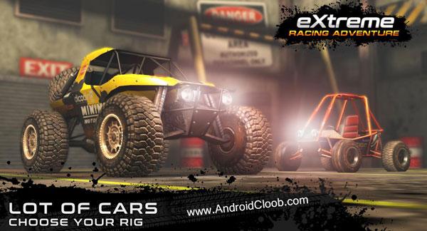 Extreme Racing Adventure دانلود Extreme Racing Adventure v1.0.3 بازی ماشین سواری هیجانی اندروید