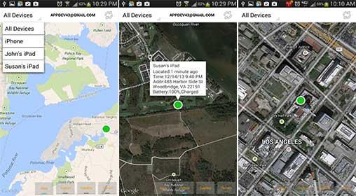 Find iPhone Android xFi دانلود Find iPhone, Android: xFi Pro v2.5.5 برنامه پیدا کردن گوشی گم شده اندروید