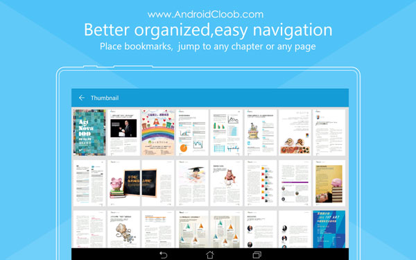 Foxit Business PDF Reader دانلود Foxit Business PDF Reader v5.4.0.0413 برنامه باز کردن فایل پی دی اف اندروید