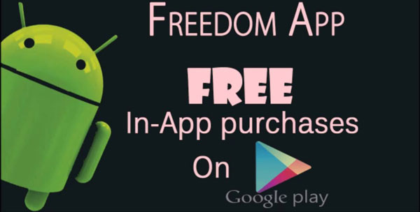 Freedom دانلود Freedom v1.7.6b برنامه خرید رایگان از گوگل پلی اندروید