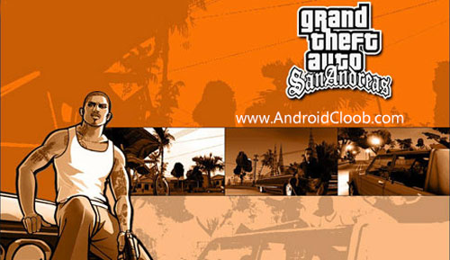 GTA San Andreas Cheater دانلود GTA: San Andreas Cheater اسلحه، پول و خون gta5 اندروید