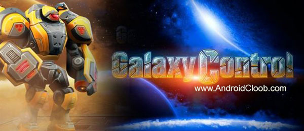 Galaxy Control 3d strategy دانلود Galaxy Control: 3d strategy v5.7 بازی جنگ کهکشانی سه بعدی اندروید + مود
