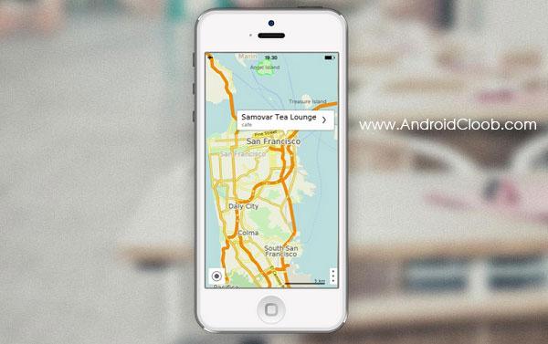 Galileo Offline Maps Pro دانلود Galileo Offline Maps Pro v1.5.0 برنامه نقشه آفلاین اندروید