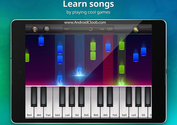 Gismart Real Piano دانلود Gismart Real Piano v1.20.1 برنامه پیانو واقعی اندروید