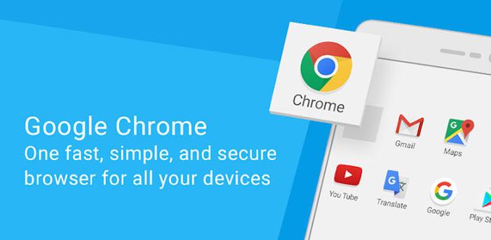 Google Chrome دانلود Google Chrome v66 آخرین ورژن گوگل کروم اندروید